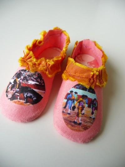 Chaussons de toréro