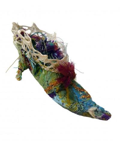 La chaussure de cendrillon