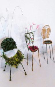 les 3 fauteuilsW